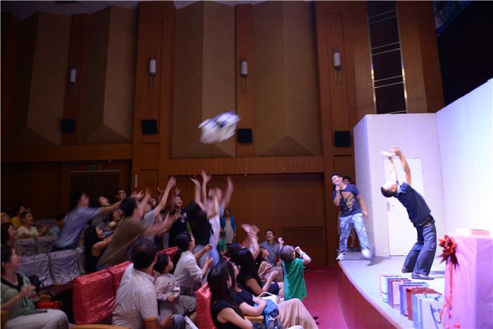 观众互动活动