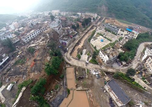 云南鲁甸 景谷地震灾后重建取得阶段性成效图片