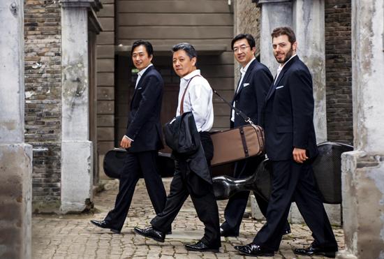 两届格莱美奖得主与上海四重奏共谱创意音乐会