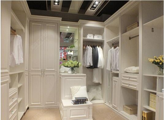 索菲亚衣柜-简欧时尚卧室套餐