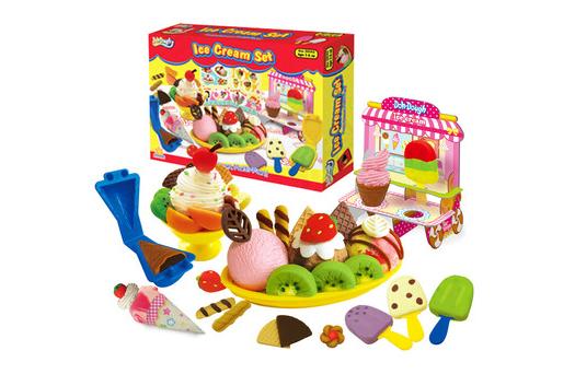 彩泥玩具危害儿童安全
