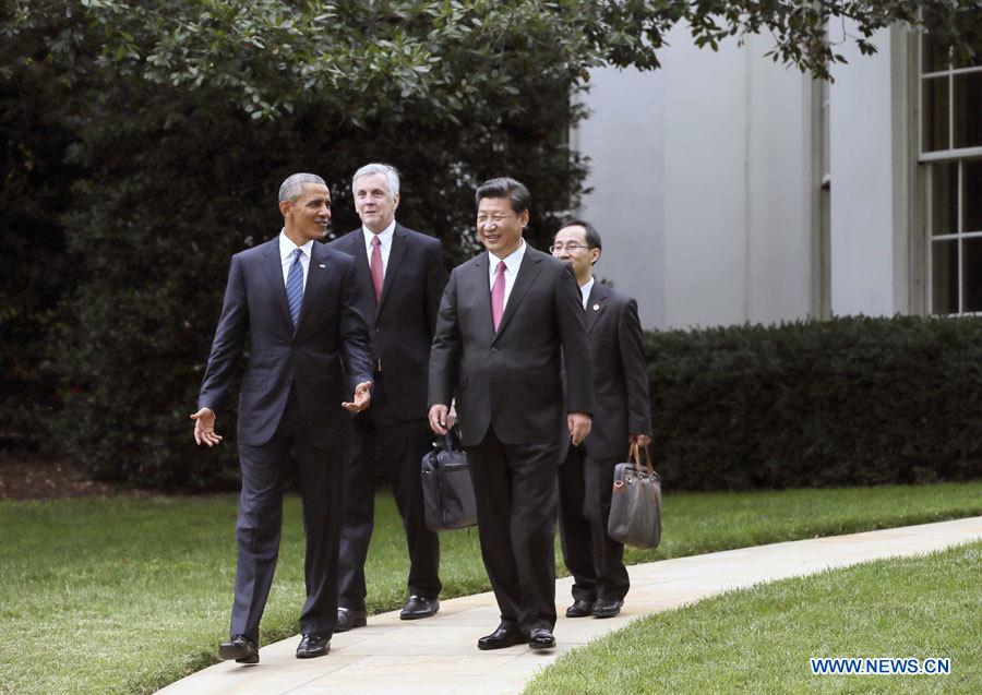 La Chine et les Etats-Unis parviennent à un important consensus sur la lutte contre le cybercrime, indique Xi