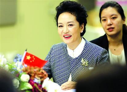 """彭丽媛今天与米歇尔看熊猫 将宣布""""重大消息"""""""