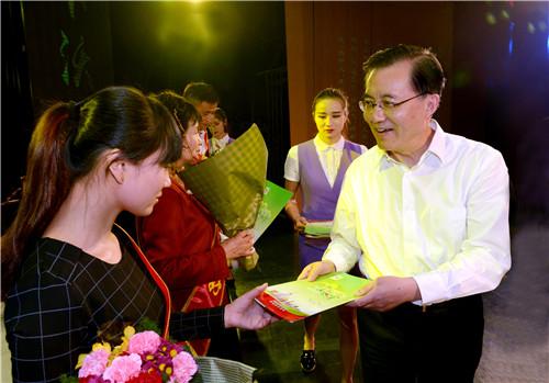 民心向善 共筑好人之城 br --中国好人榜九月