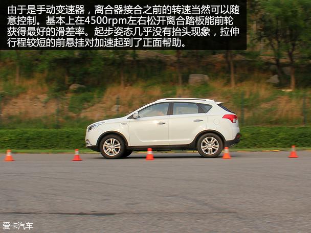 华泰汽车2015款新圣达菲高清图片