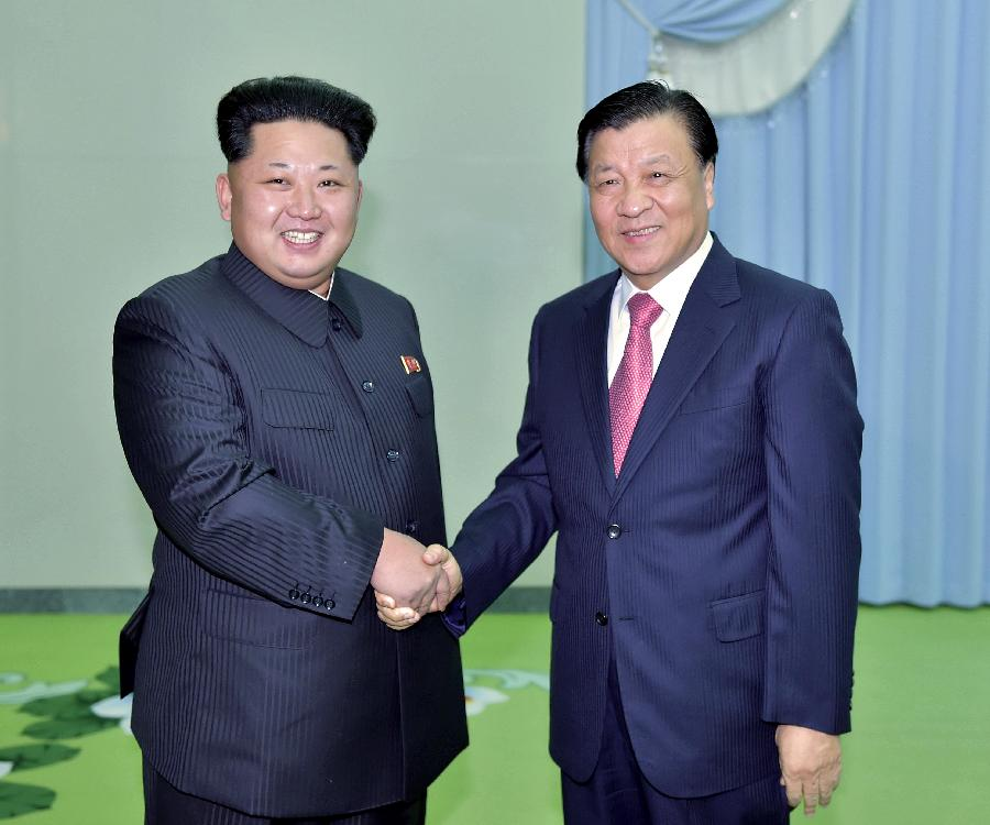 Senior Cpc Leader Meets With Dprk 39 S Kim Delivers Letter