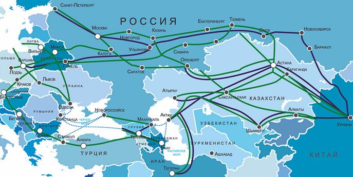 """В Северо-Восточном Китае состоялся семинар по сопряжению """"пояса и пути"""" и Евразийского экономического союза"""