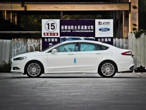 2013款新蒙迪欧内饰部分   新增车型在外观方面,将与现款车型高清图片