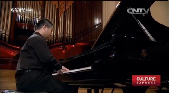 Chinese pianist Luo Xin is in Warsaw right now and vying with 77 pianists from 20 countries for the top prize.