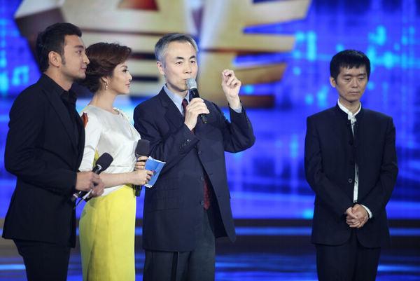 中央电视台总编室主任兼综合频道总监王晓真