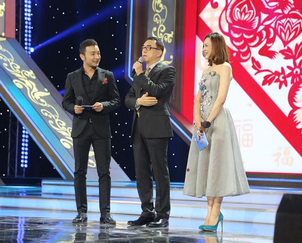 央视综艺频道总监和大型节目中心主任郎昆