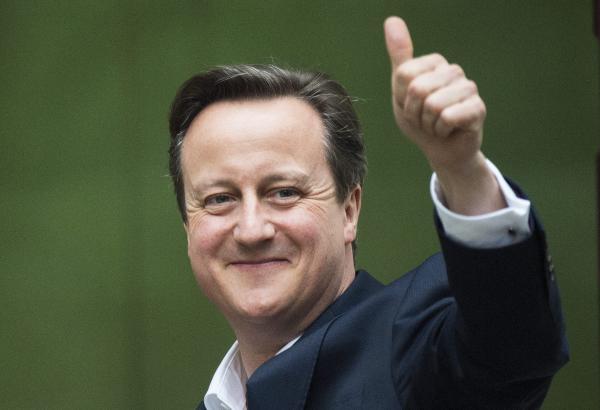 Interview avec le Premier Ministre Britannique David Cameron