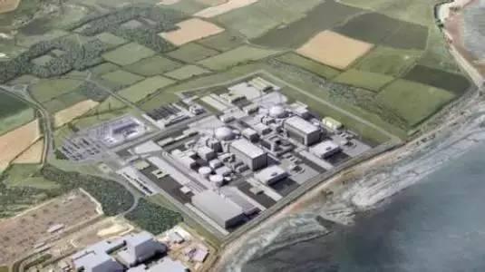 △英国核电站资料图片