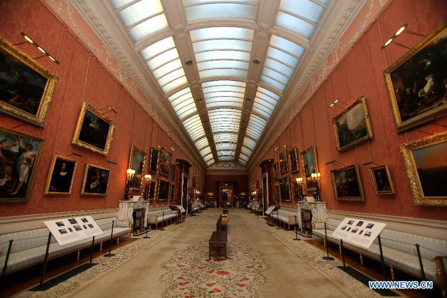 A la découverte du palais de Buckingham