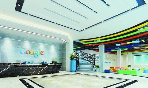 谷歌企业用户体验中心落户湖里高新技术园。
