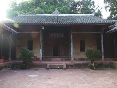 赵一曼故居修缮后今日重新对外开放