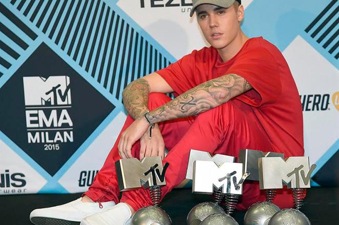 ¿Es Justin Bieber el rey del pop?, la respuesta es si