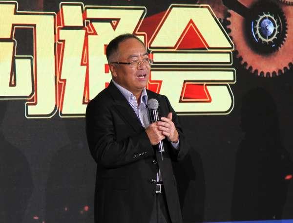 中国传媒大学广告学院院长丁俊杰