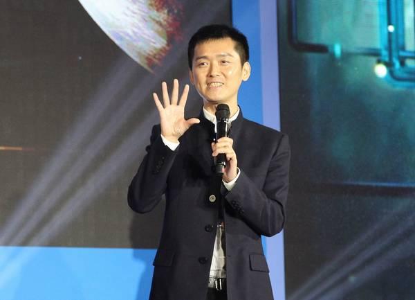 中央电视台综合频道副总监许文广