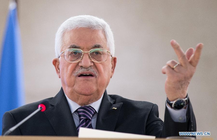 М.Аббас призвал к скорейшему прекращению оккупации Израилем территории Палестины