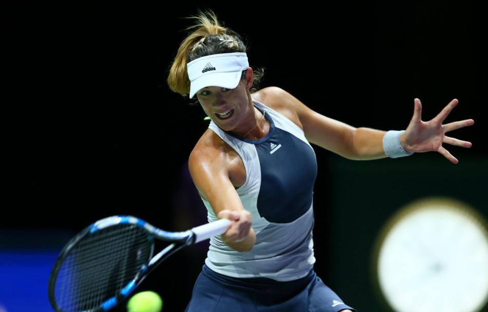 В Сингапуре прошёл второй тур в Белой группе итогового турнира WTA