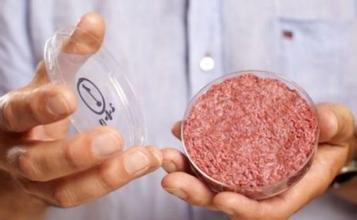 资料图:人造肉。