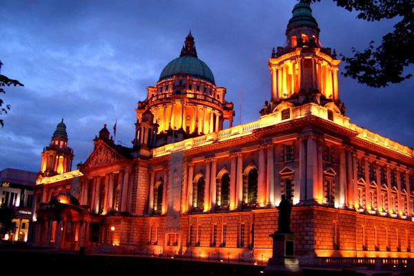 北爱尔兰城市-贝尔法斯特---泰坦尼克的诞生之地