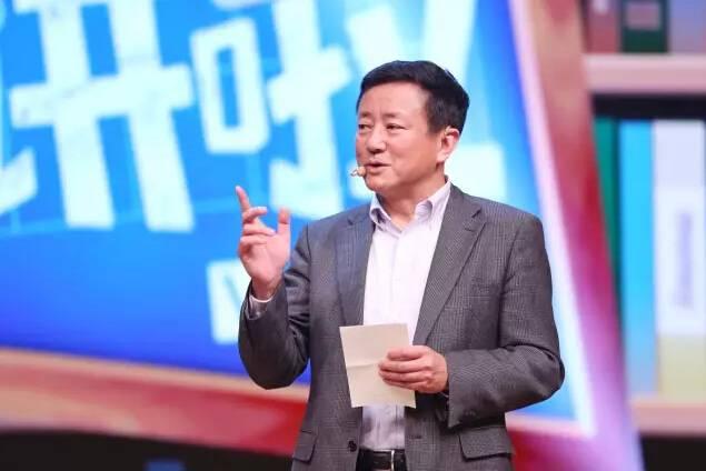经济学家樊纲录制《开讲啦》