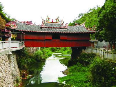 安溪虎丘风景区玻璃桥
