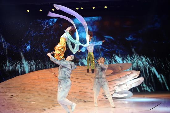 中国木偶剧院26只丹顶鹤飞到江苏盐城