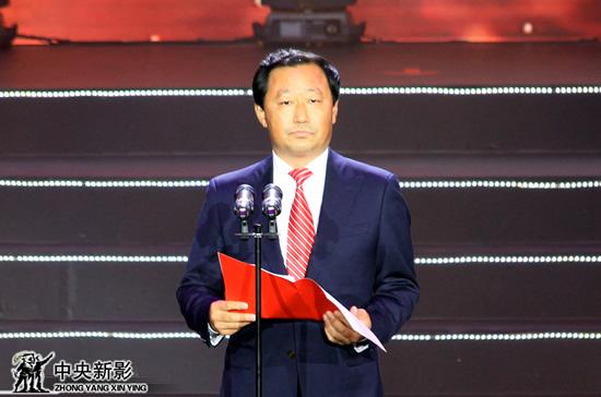 中共临沧市委书记、亚洲微电影艺术节组委会常务副主席孙青友致辞