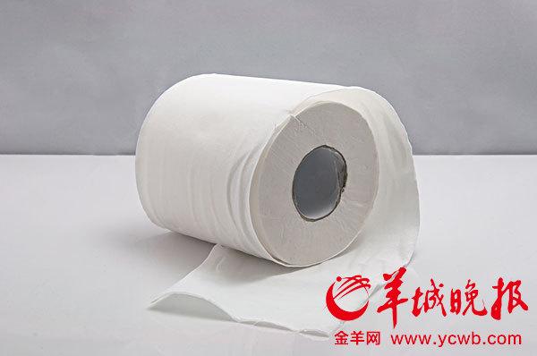 广州天河区148万元给公厕买厕纸