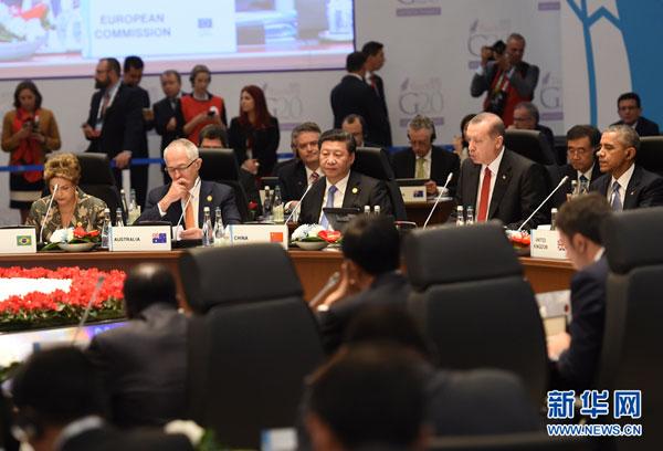 Le président Xi annonce une croissance de 7% cette année