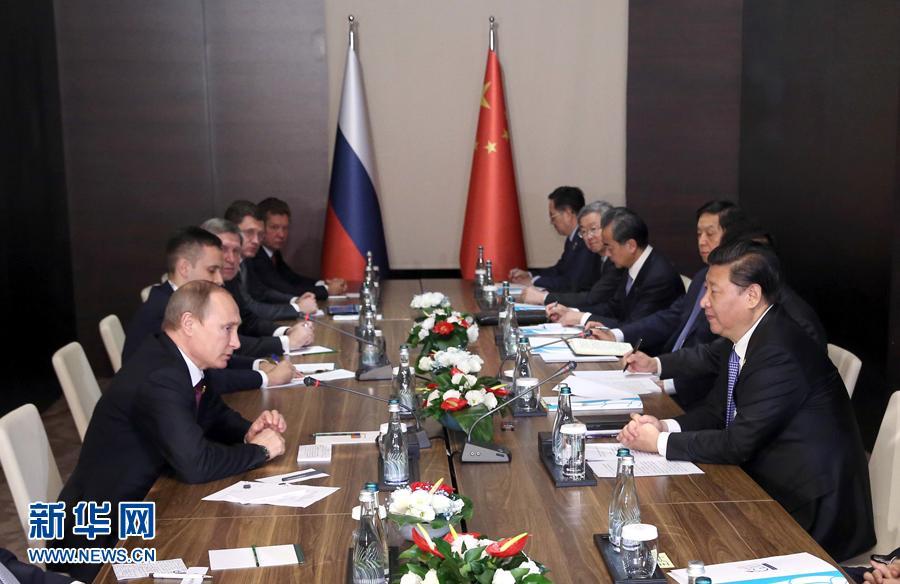 En marge du G20 les dirigeants des deux pays réaffirment leur volonté de coopérer