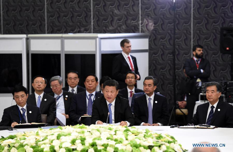 Le président chinois appelle les pays des BRICS à consolider la confiance en la croissance