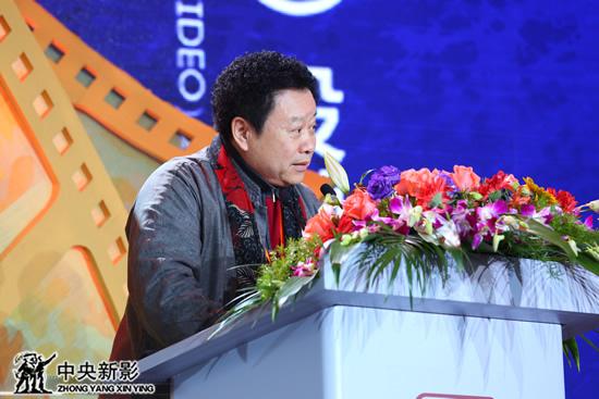 中央统战部原局长、中央新影微电影(新媒体视频)投融资联盟主席孙公麟