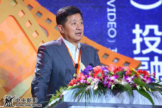 北京电影学院院长张会军
