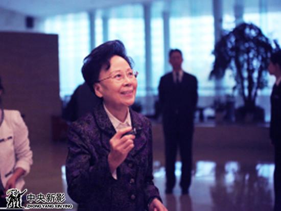 全国妇联原党组书记、副主席、书记处第一书记,中国妇女发展基金会理事长黄晴宜