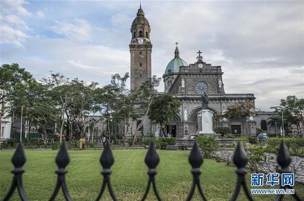 اللحظات عن مانيلا