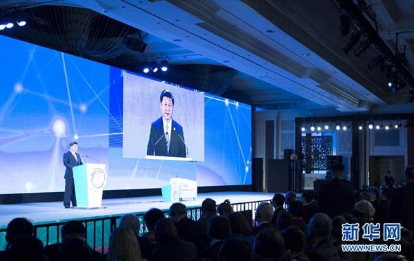 الرئيس الصيني يشرح سياسات التعاون في منطقة آسيا والمحيط الهادئ