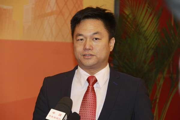广州医药集团有限公司市场策划部部长 陈志钊