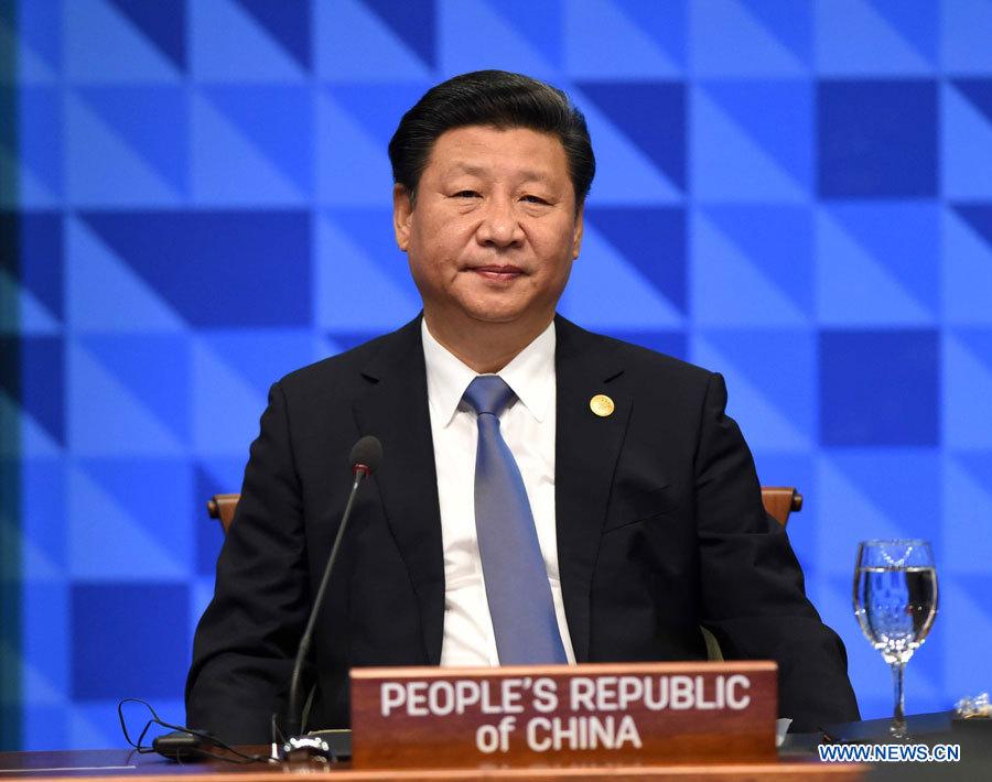 Xi Jinping pour une économie ouverte en Asie-Pacifique