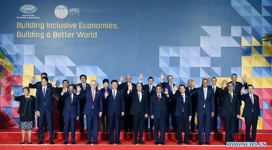 La réunion des dirigeants économiques de l