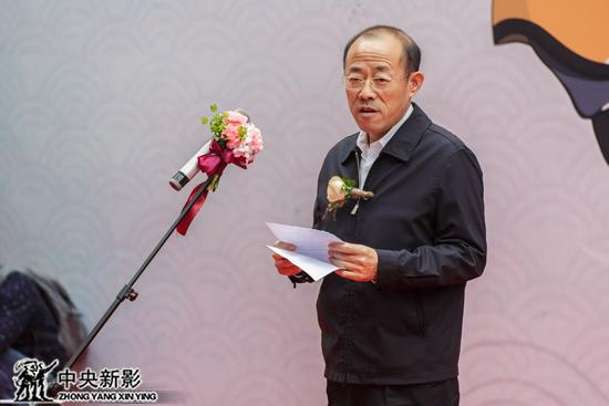 渝中区人民政府区长扈万泰先生应邀出席仪式并致辞