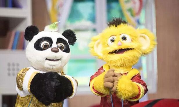 中新合拍系列节目《动物好伙伴》来啦!