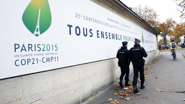 La France renforce la sécurité avant la COP21