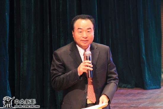 全国人大代表、中国前驻埃及大使馆武官戴绍安少将