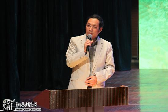 人民文学出版集团副总编辑、全国十佳制片人曹剑