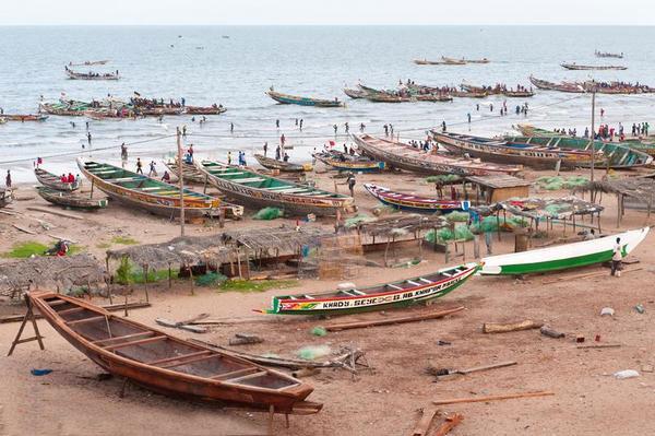 Les pêcheurs sénégalais se reconvertissent vers d