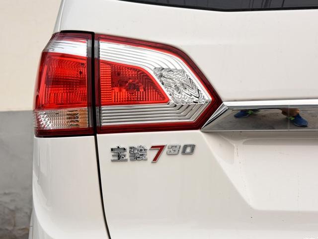 汽幻速H3對比2016款寶駿730 7萬內買7座高清圖片